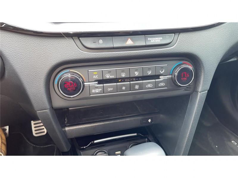 Photo 13 de l'offre de KIA XCEED HYBRIDE RECHARGEABLE 1.6 GDI 105 CH ISG/ ELECTRIQUE 60.5CH DCT6 à 27900€ chez Jacquet Automobiles