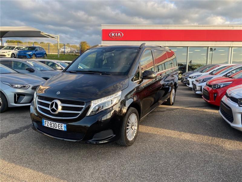 Mercedes-Benz CLASSE V EXTRA-LONG 250 D 4MATIC 7G-TRONIC PLUS Diesel Noir, Métallisé Occasion à vendre