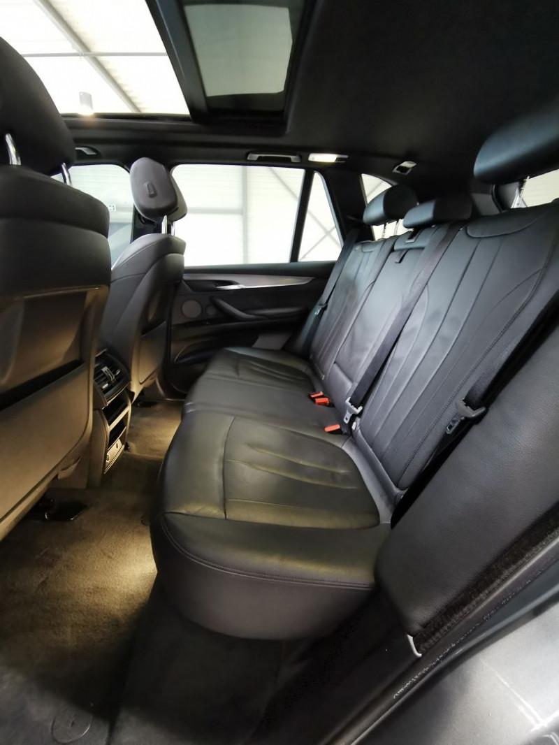 Photo 13 de l'offre de BMW X5 (F15) XDRIVE40DA 313CH M SPORT à 31990€ chez Occasions Champenoises