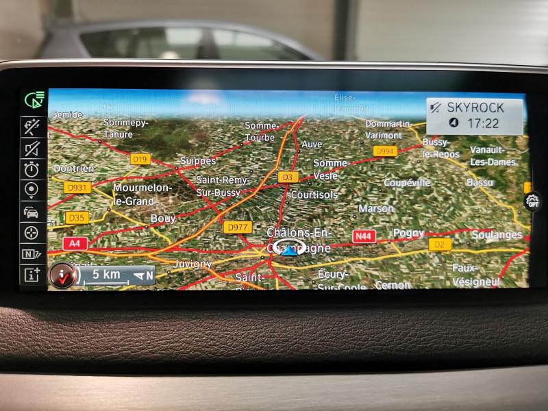 Photo 22 de l'offre de BMW X5 (F15) XDRIVE40DA 313CH M SPORT à 31990€ chez Occasions Champenoises