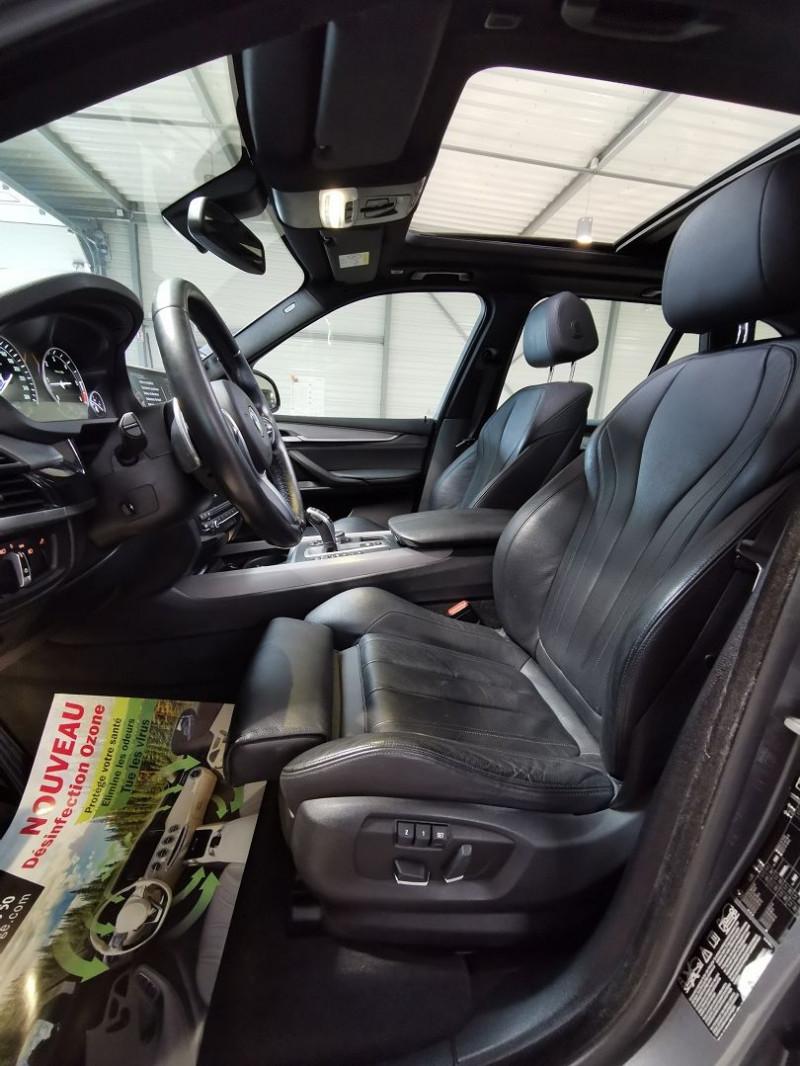 Photo 8 de l'offre de BMW X5 (F15) XDRIVE40DA 313CH M SPORT à 31990€ chez Occasions Champenoises