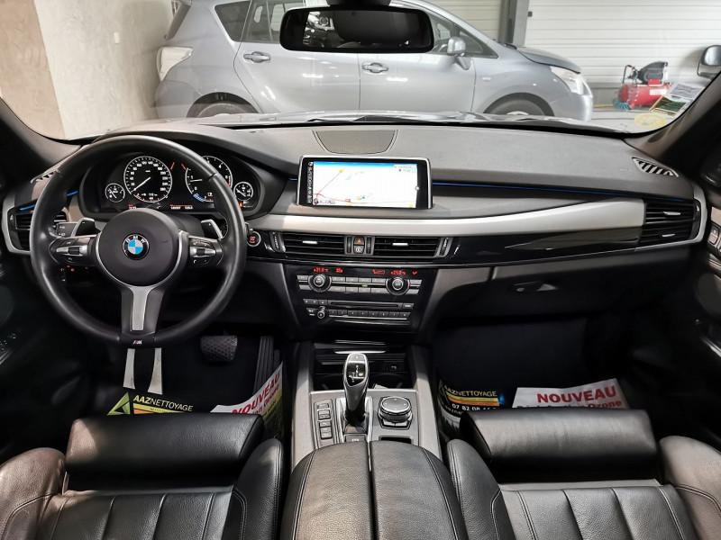 Photo 19 de l'offre de BMW X5 (F15) XDRIVE40DA 313CH M SPORT à 31990€ chez Occasions Champenoises