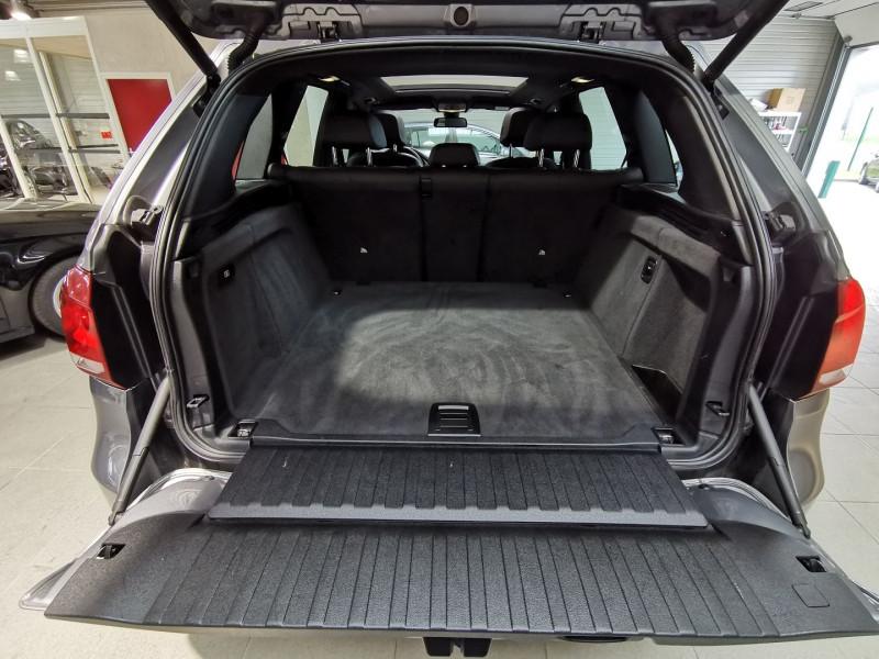 Photo 14 de l'offre de BMW X5 (F15) XDRIVE40DA 313CH M SPORT à 31990€ chez Occasions Champenoises