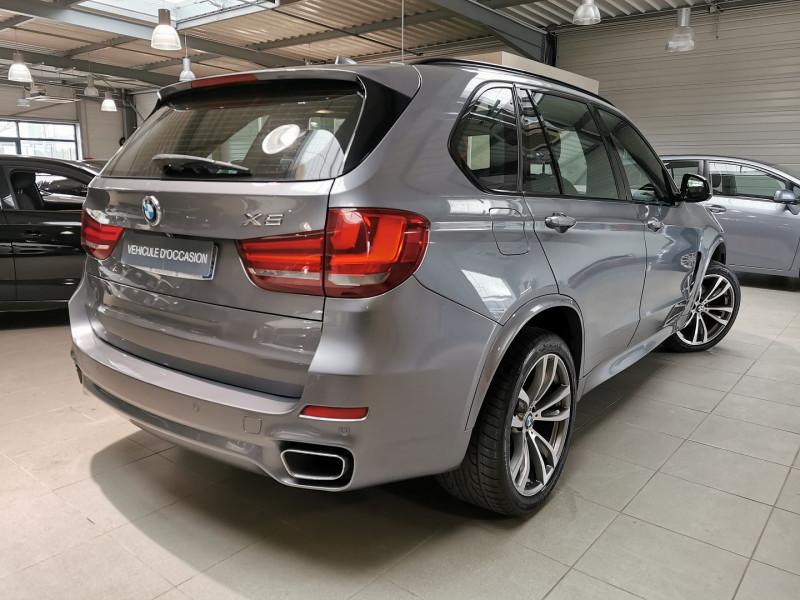 Photo 6 de l'offre de BMW X5 (F15) XDRIVE40DA 313CH M SPORT à 31990€ chez Occasions Champenoises