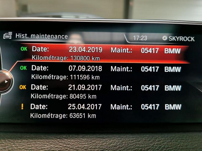 Photo 28 de l'offre de BMW X5 (F15) XDRIVE40DA 313CH M SPORT à 31990€ chez Occasions Champenoises