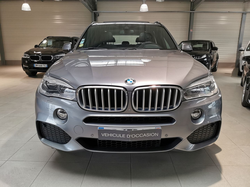 Photo 2 de l'offre de BMW X5 (F15) XDRIVE40DA 313CH M SPORT à 31990€ chez Occasions Champenoises