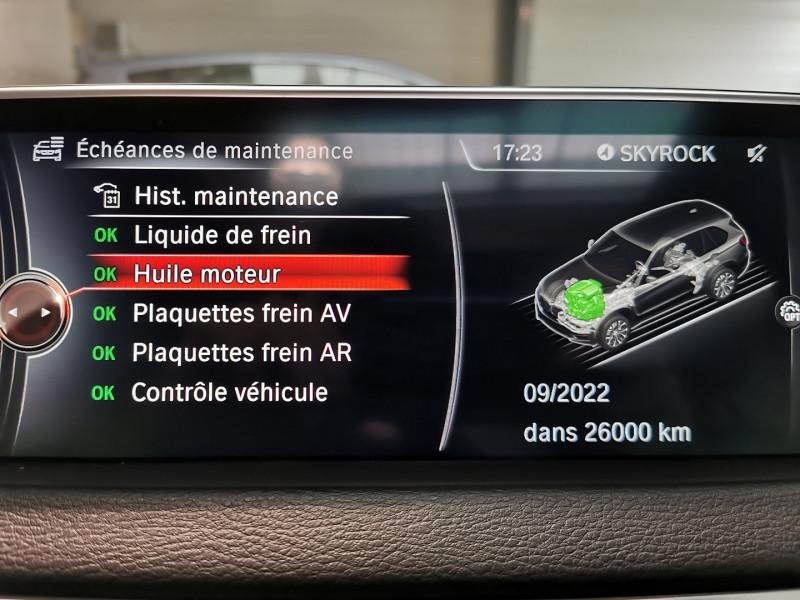 Photo 26 de l'offre de BMW X5 (F15) XDRIVE40DA 313CH M SPORT à 31990€ chez Occasions Champenoises