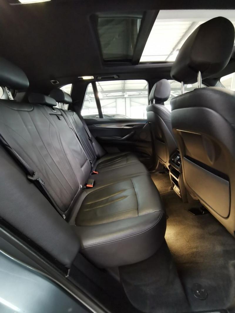 Photo 15 de l'offre de BMW X5 (F15) XDRIVE40DA 313CH M SPORT à 31990€ chez Occasions Champenoises