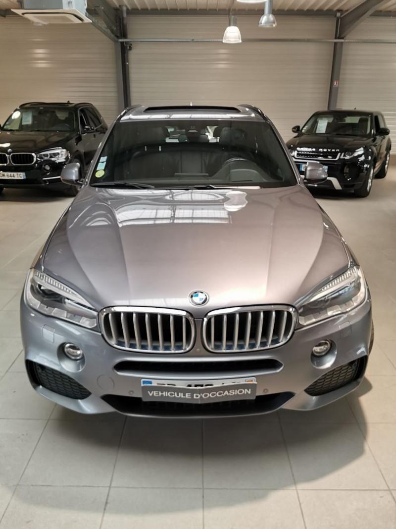 Photo 3 de l'offre de BMW X5 (F15) XDRIVE40DA 313CH M SPORT à 31990€ chez Occasions Champenoises