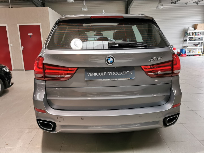 Photo 5 de l'offre de BMW X5 (F15) XDRIVE40DA 313CH M SPORT à 31990€ chez Occasions Champenoises