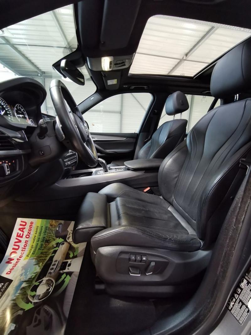 Photo 9 de l'offre de BMW X5 (F15) XDRIVE40DA 313CH M SPORT à 31990€ chez Occasions Champenoises