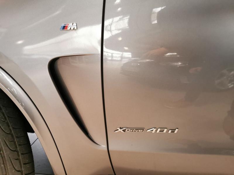 Photo 7 de l'offre de BMW X5 (F15) XDRIVE40DA 313CH M SPORT à 31990€ chez Occasions Champenoises