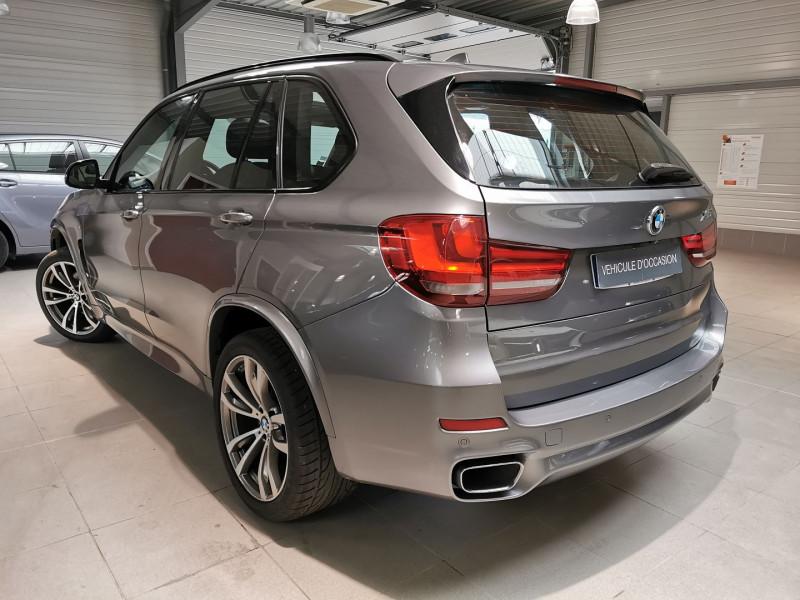 Photo 4 de l'offre de BMW X5 (F15) XDRIVE40DA 313CH M SPORT à 31990€ chez Occasions Champenoises