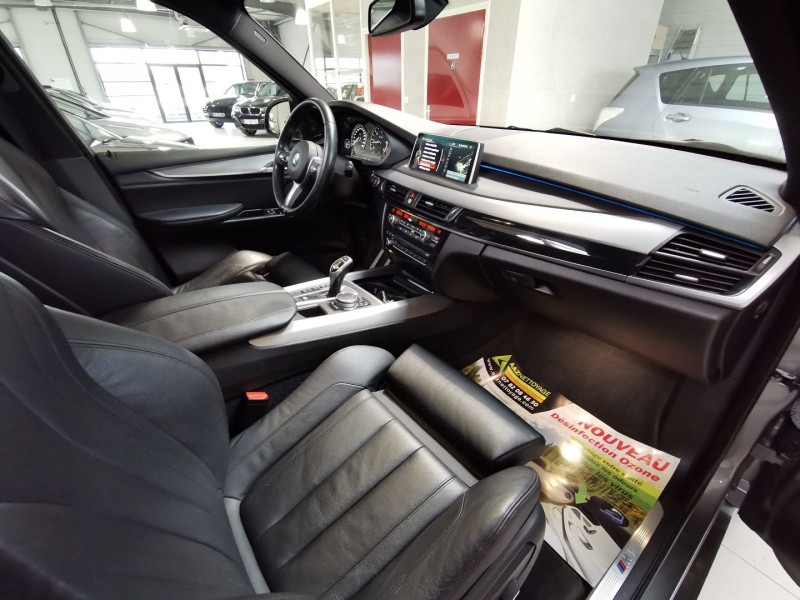 Photo 17 de l'offre de BMW X5 (F15) XDRIVE40DA 313CH M SPORT à 31990€ chez Occasions Champenoises