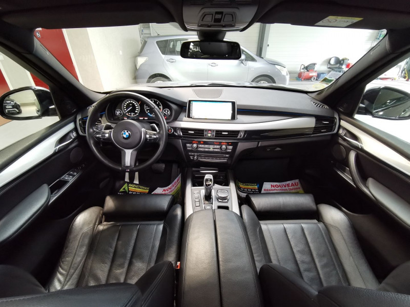 Photo 18 de l'offre de BMW X5 (F15) XDRIVE40DA 313CH M SPORT à 31990€ chez Occasions Champenoises