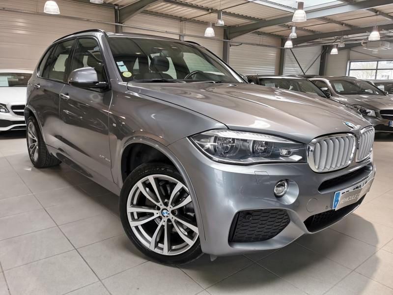 Photo 1 de l'offre de BMW X5 (F15) XDRIVE40DA 313CH M SPORT à 31990€ chez Occasions Champenoises