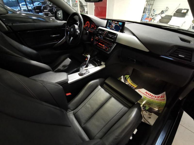 Photo 14 de l'offre de BMW SERIE 4 GRAN COUPE (F36) 418DA 150CH LUXURY à 16490€ chez Occasions Champenoises