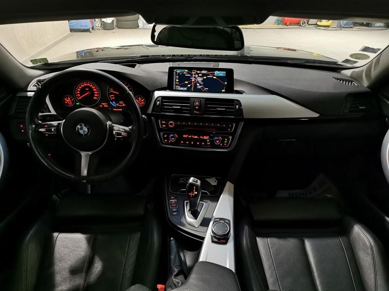 Photo 16 de l'offre de BMW SERIE 4 GRAN COUPE (F36) 418DA 150CH LUXURY à 16490€ chez Occasions Champenoises