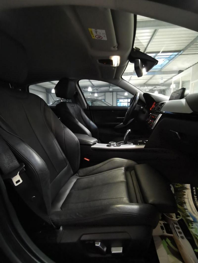 Photo 13 de l'offre de BMW SERIE 4 GRAN COUPE (F36) 418DA 150CH LUXURY à 16490€ chez Occasions Champenoises