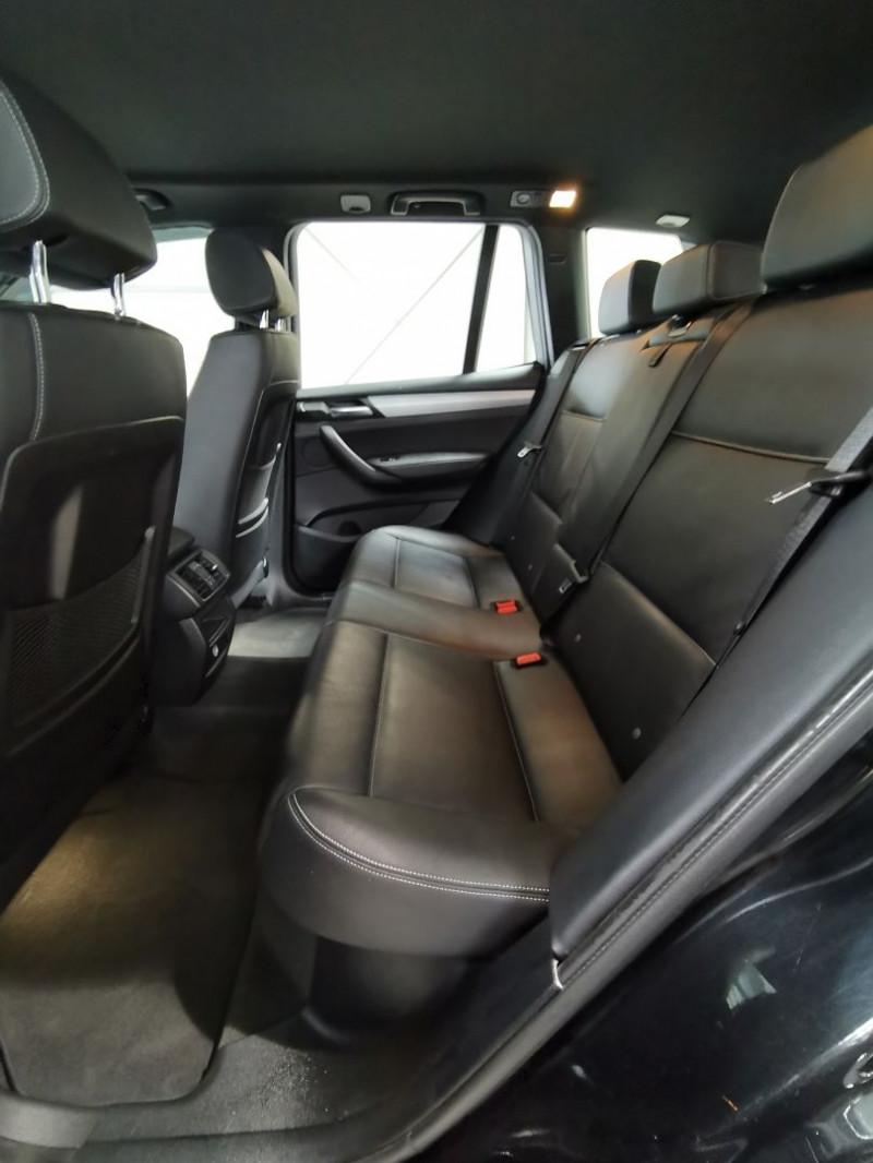 Photo 9 de l'offre de BMW X3 (F25) XDRIVE35DA 313CH M SPORT à 26990€ chez Occasions Champenoises