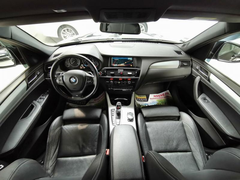 Photo 14 de l'offre de BMW X3 (F25) XDRIVE35DA 313CH M SPORT à 26990€ chez Occasions Champenoises