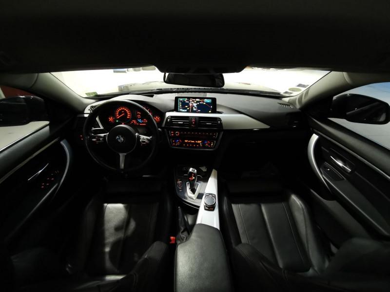 Photo 15 de l'offre de BMW SERIE 4 GRAN COUPE (F36) 418DA 150CH LUXURY à 16490€ chez Occasions Champenoises