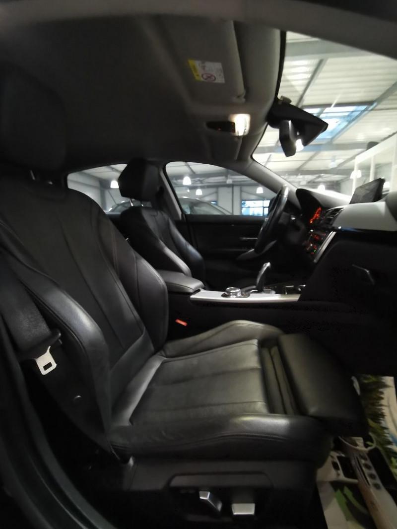 Photo 12 de l'offre de BMW SERIE 4 GRAN COUPE (F36) 418DA 150CH LUXURY à 16490€ chez Occasions Champenoises