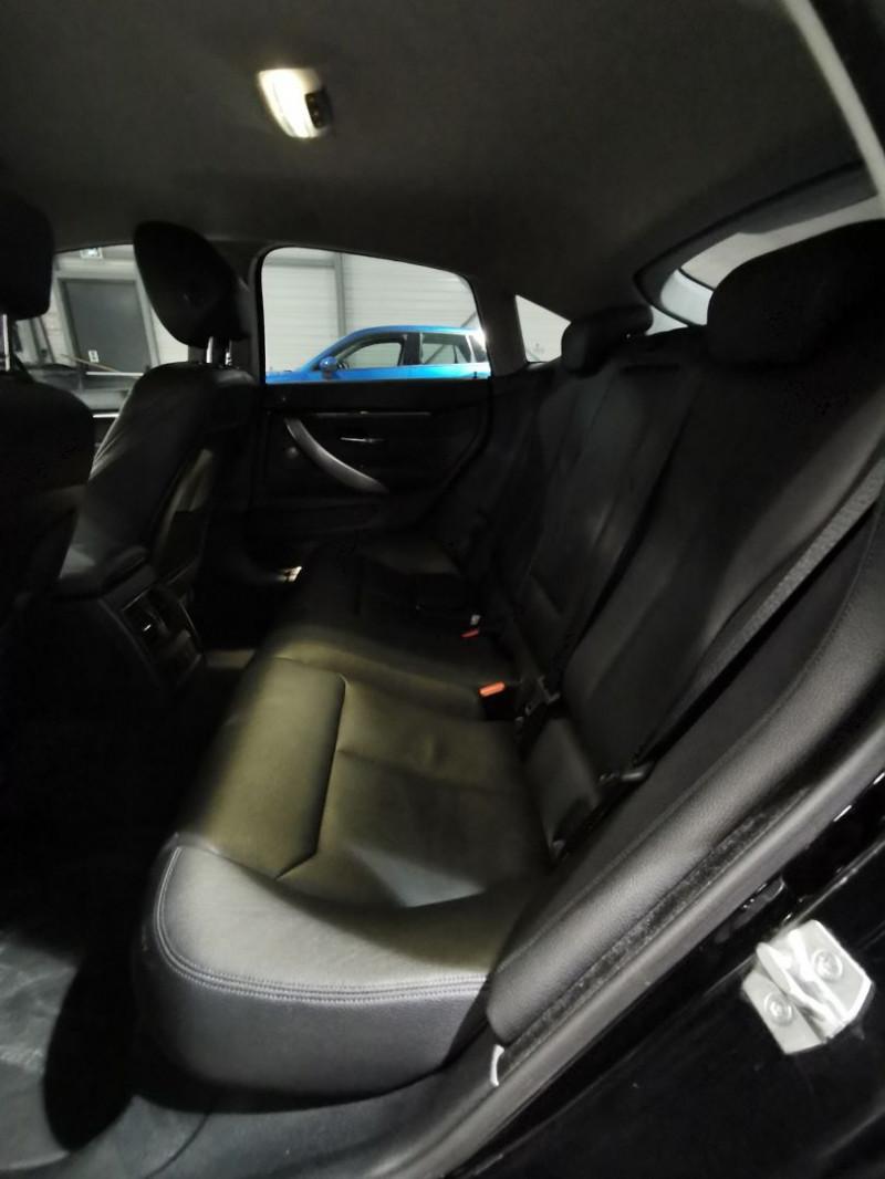 Photo 9 de l'offre de BMW SERIE 4 GRAN COUPE (F36) 418DA 150CH LUXURY à 16490€ chez Occasions Champenoises