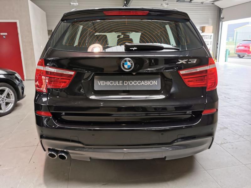 Photo 5 de l'offre de BMW X3 (F25) XDRIVE35DA 313CH M SPORT à 26990€ chez Occasions Champenoises