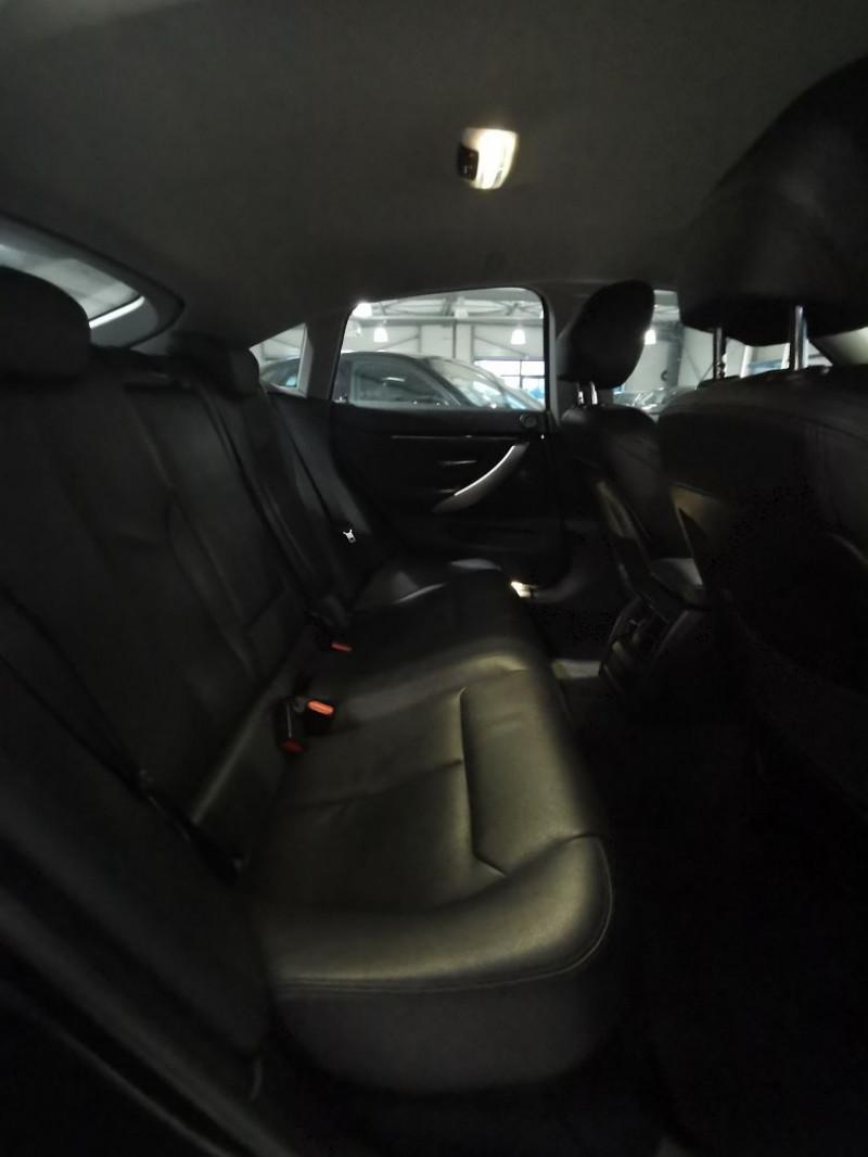 Photo 11 de l'offre de BMW SERIE 4 GRAN COUPE (F36) 418DA 150CH LUXURY à 16490€ chez Occasions Champenoises