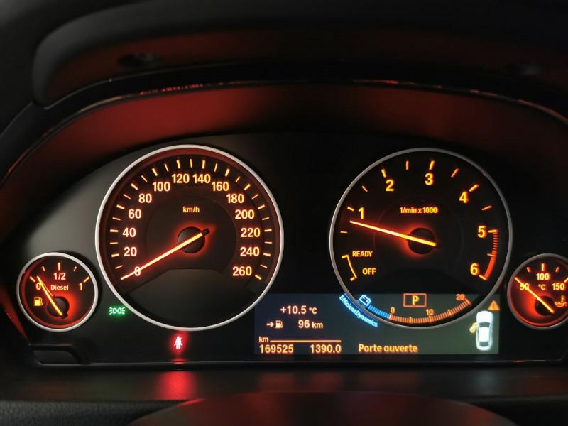 Photo 17 de l'offre de BMW SERIE 4 GRAN COUPE (F36) 418DA 150CH LUXURY à 16490€ chez Occasions Champenoises