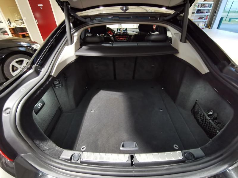 Photo 10 de l'offre de BMW SERIE 4 GRAN COUPE (F36) 418DA 150CH LUXURY à 16490€ chez Occasions Champenoises