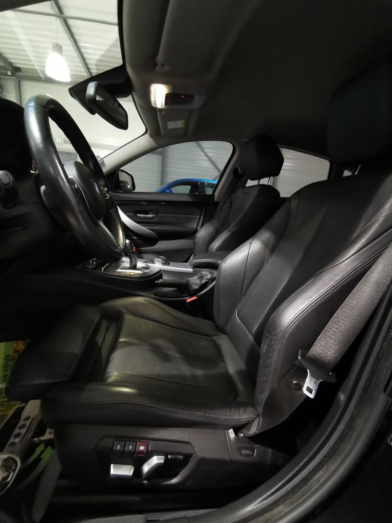 Photo 7 de l'offre de BMW SERIE 4 GRAN COUPE (F36) 418DA 150CH LUXURY à 16490€ chez Occasions Champenoises