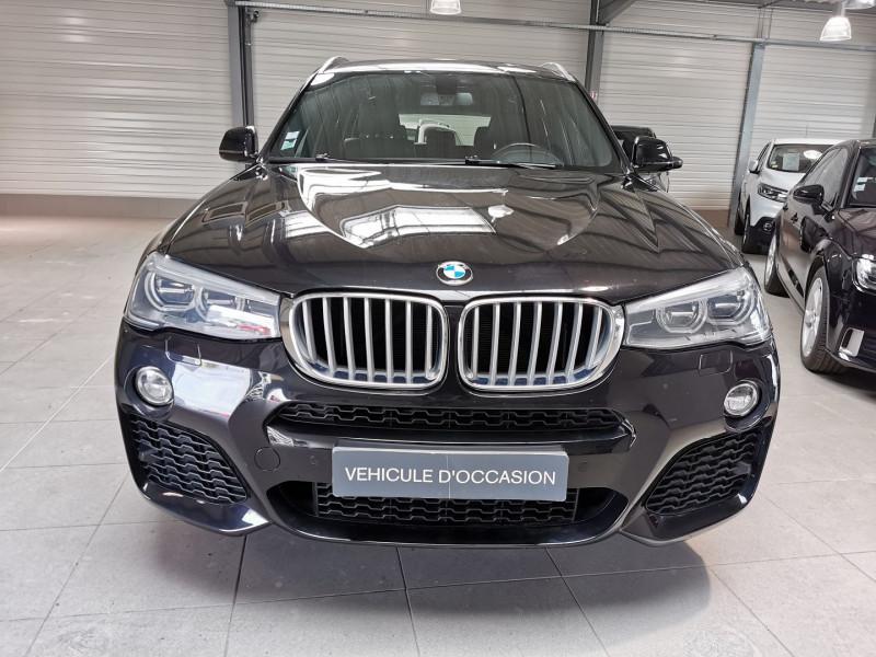 Photo 2 de l'offre de BMW X3 (F25) XDRIVE35DA 313CH M SPORT à 26990€ chez Occasions Champenoises
