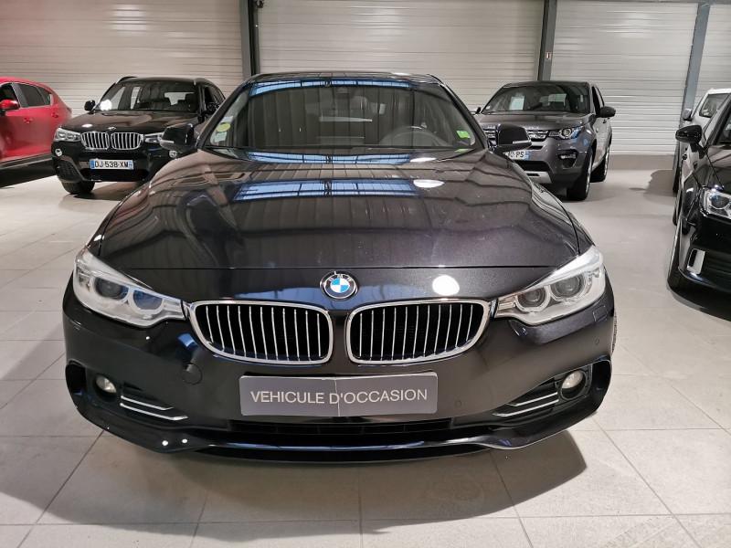 Photo 2 de l'offre de BMW SERIE 4 GRAN COUPE (F36) 418DA 150CH LUXURY à 16490€ chez Occasions Champenoises
