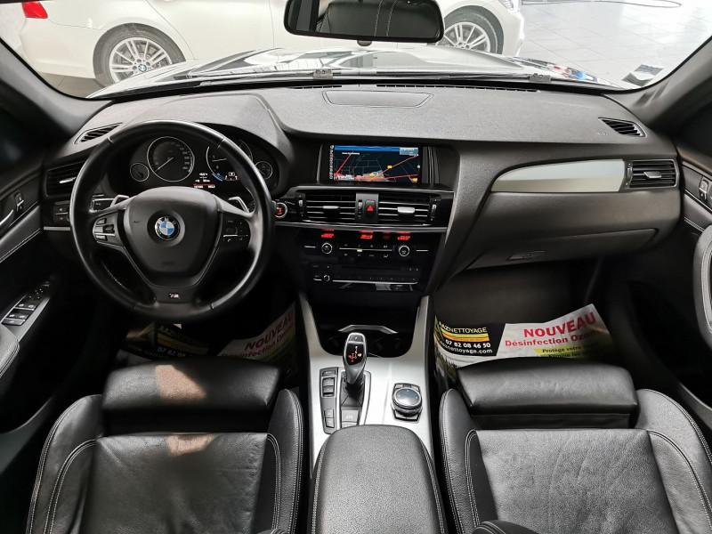 Photo 15 de l'offre de BMW X3 (F25) XDRIVE35DA 313CH M SPORT à 26990€ chez Occasions Champenoises