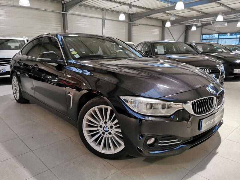 Photo 1 de l'offre de BMW SERIE 4 GRAN COUPE (F36) 418DA 150CH LUXURY à 16490€ chez Occasions Champenoises