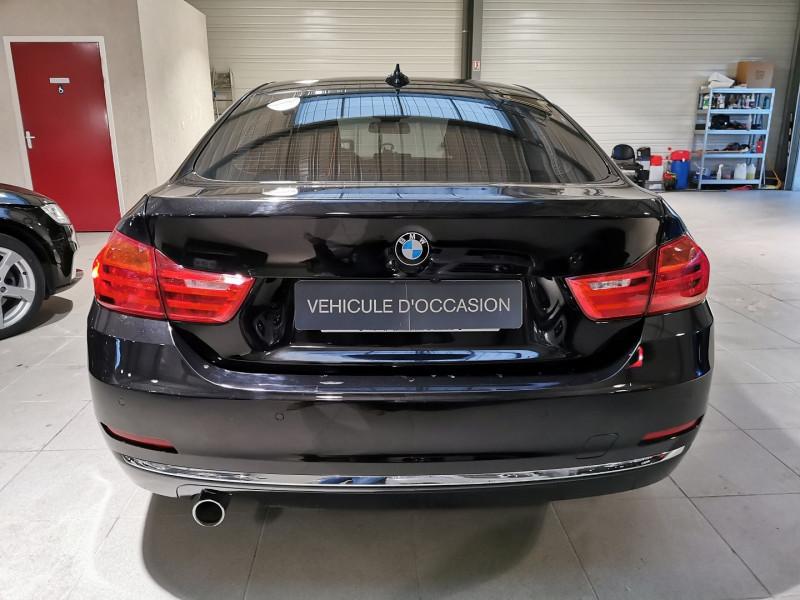 Photo 5 de l'offre de BMW SERIE 4 GRAN COUPE (F36) 418DA 150CH LUXURY à 16490€ chez Occasions Champenoises
