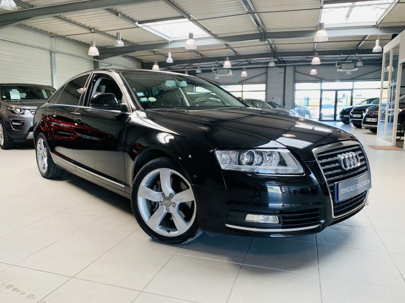 Audi A6 2.0 TDI 170CH DPF AVUS MULTITRONIC Diesel NOIR Occasion à vendre