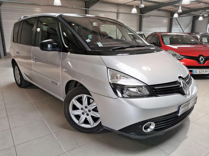 Renault ESPACE IV 2.0 DCI 150CH FAP 25TH EURO5 Diesel GRIS Occasion à vendre