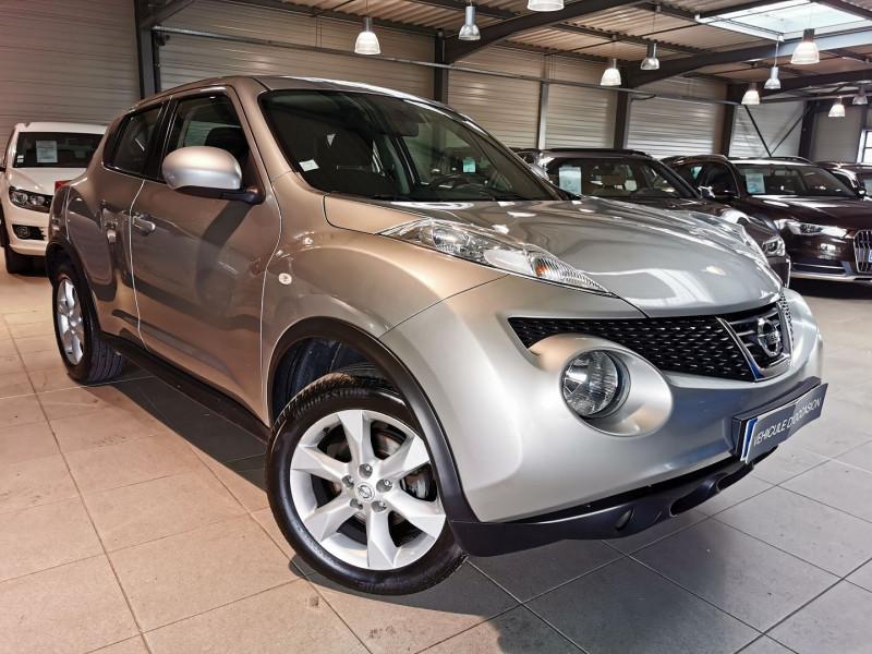 Nissan JUKE 1.5 DCI 110CH FAP ACENTA Diesel GRIS C Occasion à vendre