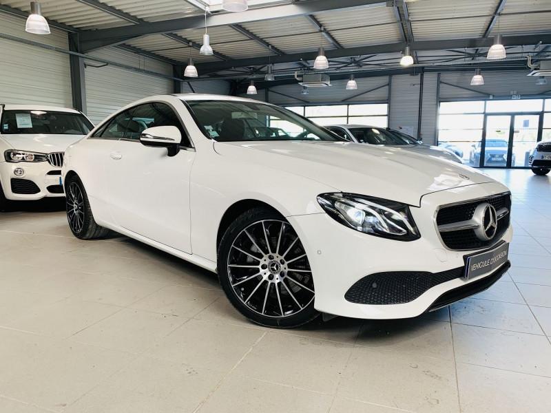 Mercedes-Benz CLASSE E COUPE (C238) 200 184CH EXECUTIVE 9G-TRONIC Essence BLANC Occasion à vendre