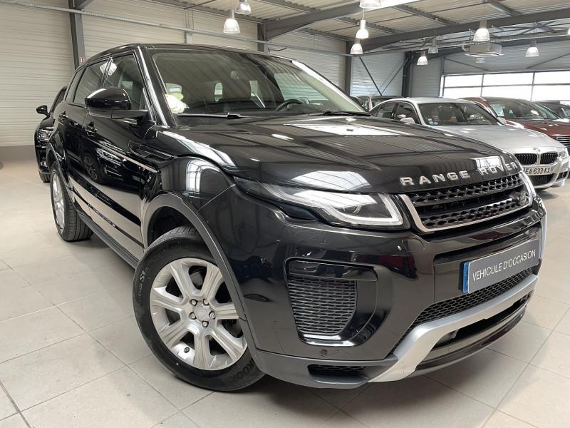Land-Rover EVOQUE 2.0 TD4 150 SE DYNAMIC BVA MARK IV Diesel NOIR Occasion à vendre