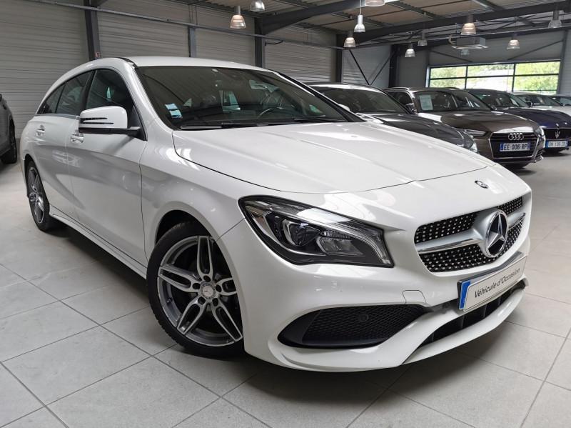 Mercedes-Benz CLA SHOOTING BRAKE 200 D FASCINATION Diesel BLANC Occasion à vendre