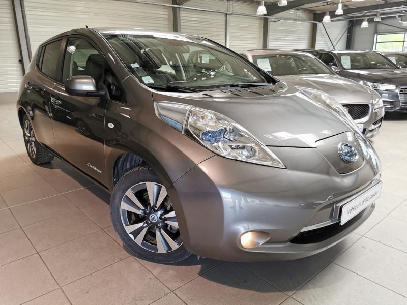 Nissan LEAF 109CH TEKNA Electrique GRIS Occasion à vendre