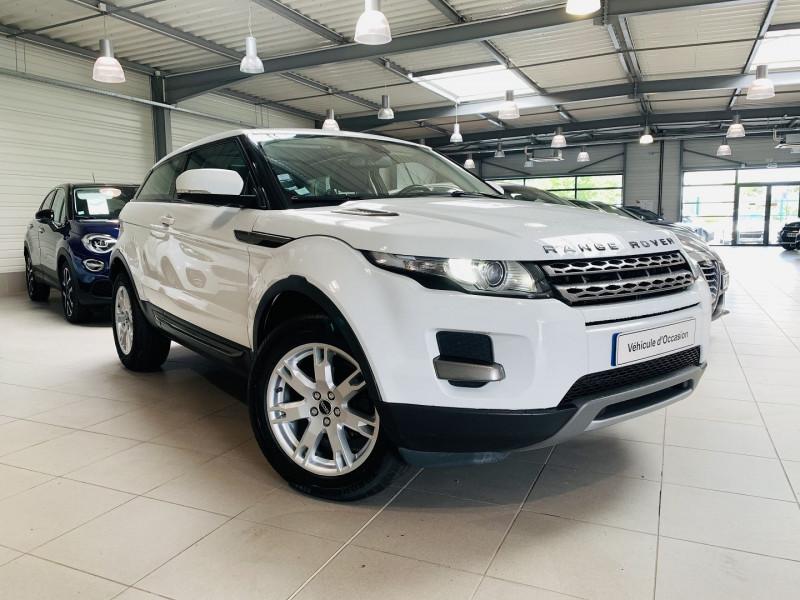 Land-Rover EVOQUE COUPE 2.2 SD4 PURE 3P Diesel BLANC Occasion à vendre