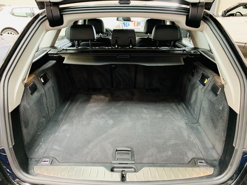 Photo 12 de l'offre de BMW SERIE 5 TOURING (F11) 530DA 258CH LOUNGE PLUS à 25990€ chez Occasions Champenoises