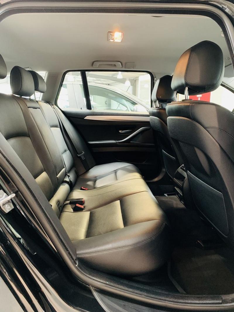 Photo 14 de l'offre de BMW SERIE 5 TOURING (F11) 530DA 258CH LOUNGE PLUS à 25990€ chez Occasions Champenoises