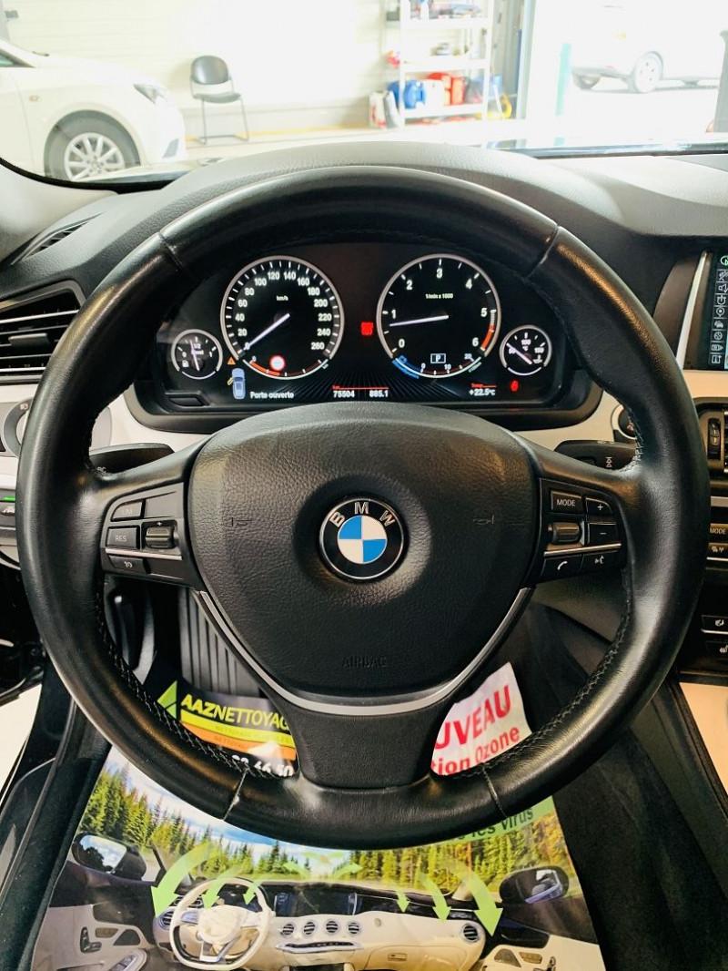 Photo 5 de l'offre de BMW SERIE 5 TOURING (F11) 530DA 258CH LOUNGE PLUS à 25990€ chez Occasions Champenoises
