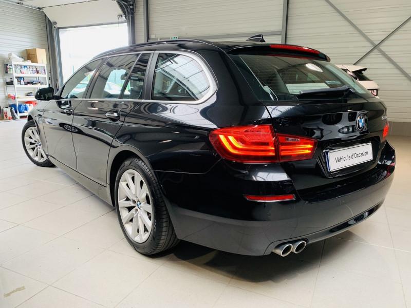Photo 16 de l'offre de BMW SERIE 5 TOURING (F11) 530DA 258CH LOUNGE PLUS à 25990€ chez Occasions Champenoises